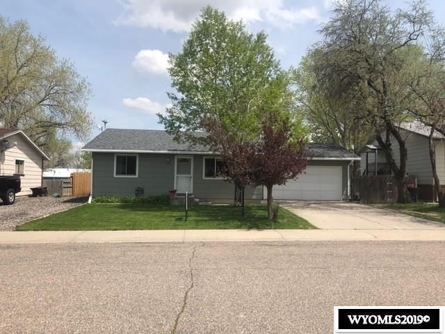 206 Texas Trail, Glenrock, WY 82637 (MLS #20192722) :: Lisa Burridge & Associates Real Estate