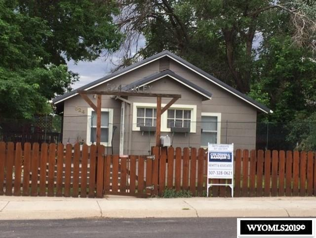 524 E Daley, Rawlins, WY 82301 (MLS #20194230) :: RE/MAX The Group