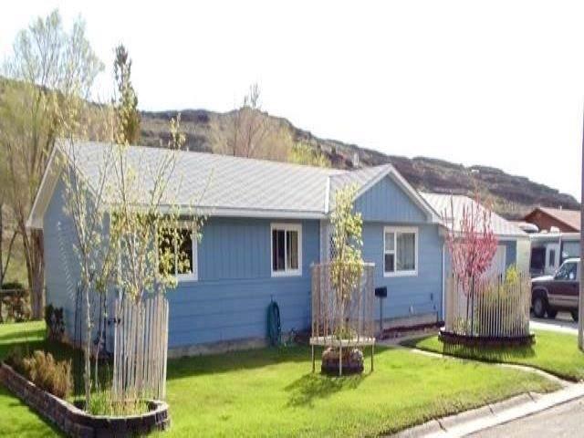 919 Nieman, Rawlins, WY 82301 (MLS #20200199) :: Real Estate Leaders