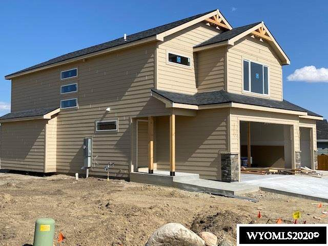 682 Melody Street, Buffalo, WY 82834 (MLS #20202249) :: RE/MAX The Group