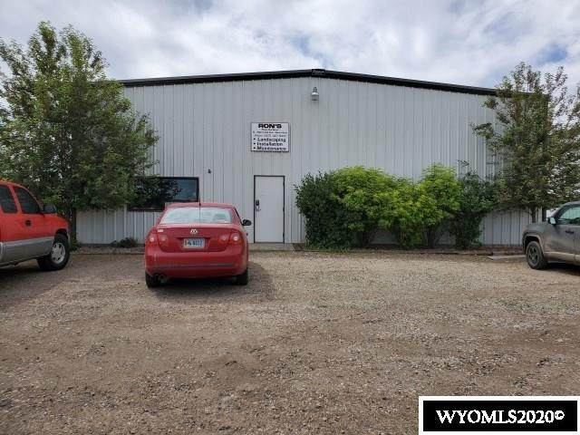 420 Lawson, Worland, WY 82401 (MLS #20202750) :: RE/MAX The Group