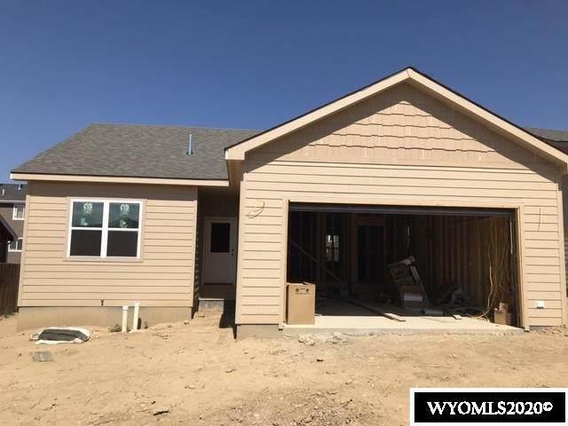 860 Dusty Terrace, Mills, WY 82604 (MLS #20203281) :: Lisa Burridge & Associates Real Estate
