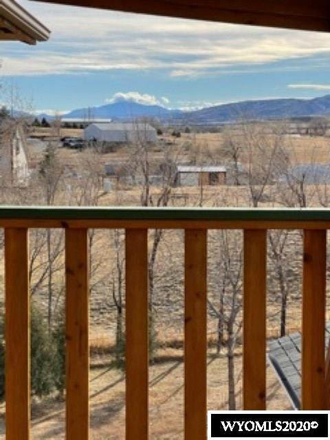 21 Mountainview Road, Douglas, WY 82633 (MLS #20204851) :: Real Estate Leaders
