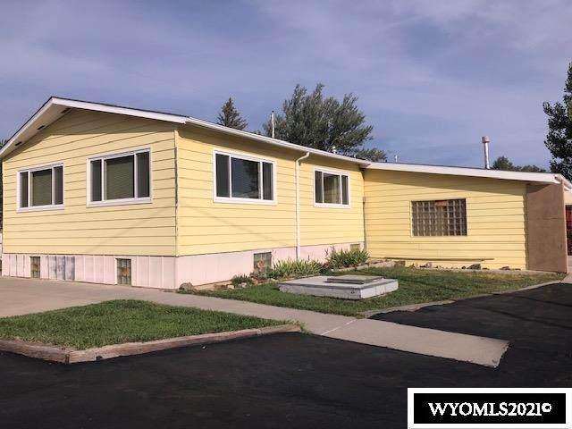 4081 Swingle Acres Road, Casper, WY 82604 (MLS #20215703) :: RE/MAX Horizon Realty