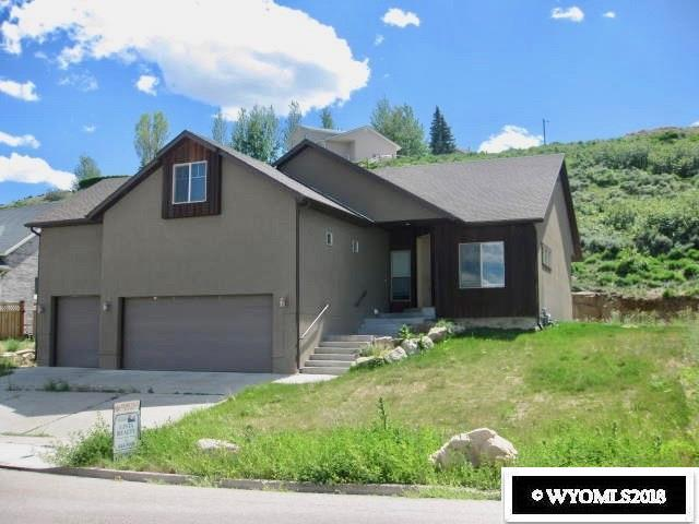 163 Wilderness, Evanston, WY 82930 (MLS #20187003) :: RE/MAX The Group