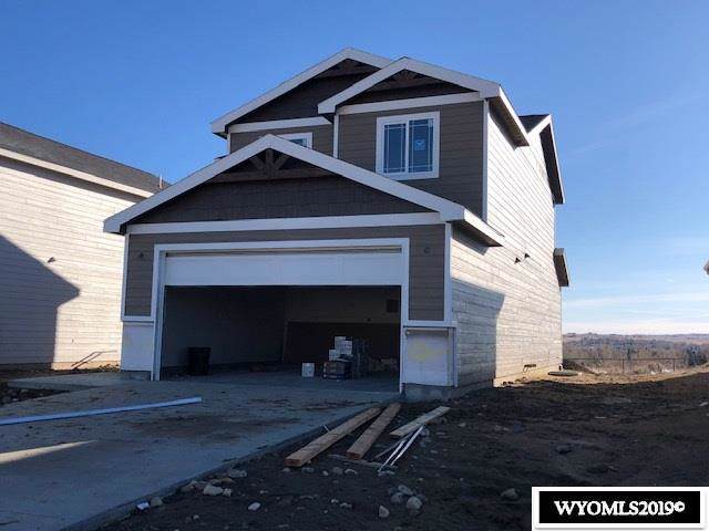 121 Coyote Court, Buffalo, WY 82834 (MLS #20193645) :: RE/MAX The Group