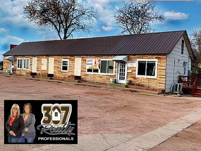 318 E Valley Road, Torrington, WY 82240 (MLS #20196596) :: RE/MAX The Group