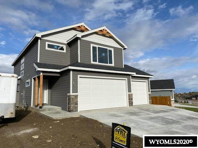 682 Melody Street, Buffalo, WY 82834 (MLS #20202249) :: Lisa Burridge & Associates Real Estate