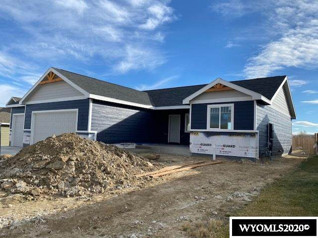 39 Harmony, Buffalo, WY 82834 (MLS #20202250) :: Real Estate Leaders