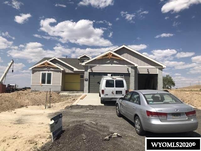 6450 Meadow Wind Way, Mills, WY 82604 (MLS #20202519) :: Lisa Burridge & Associates Real Estate