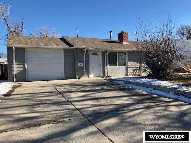 117 Minnesota Avenue, Casper, WY 82609 (MLS #20190556) :: Lisa Burridge & Associates Real Estate