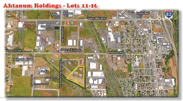 NKA Business Park Way #16, Union Gap, WA 98903 (MLS #16-2875) :: Results Realty Group