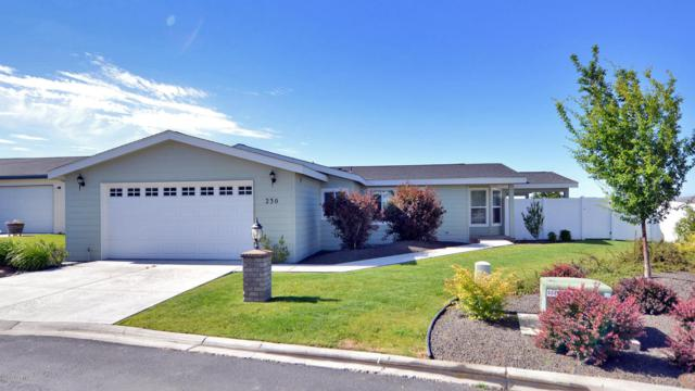 200 Bridle Way #230, Yakima, WA 98901 (MLS #17-1422) :: Heritage Moultray Real Estate Services