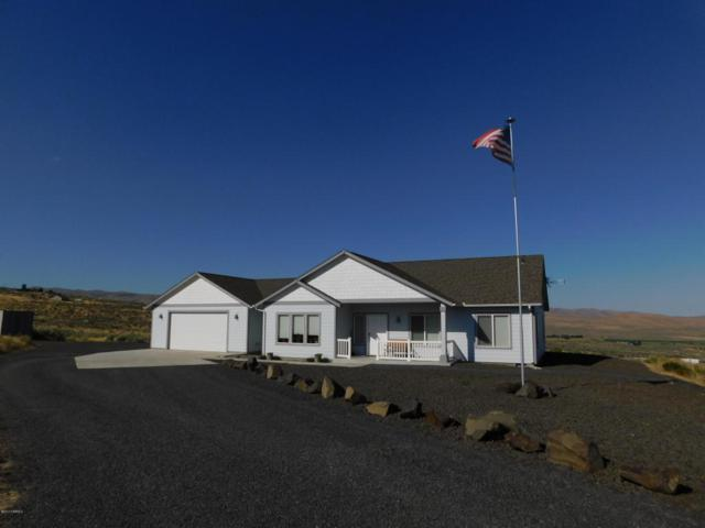 1371 Conrad Rd, Selah, WA 98942 (MLS #17-1710) :: Heritage Moultray Real Estate Services