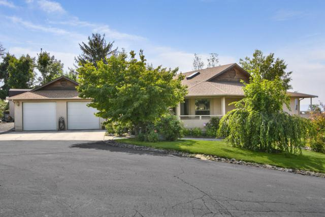 310 Warrior Rd, Yakima, WA 98901 (MLS #17-2195) :: Heritage Moultray Real Estate Services
