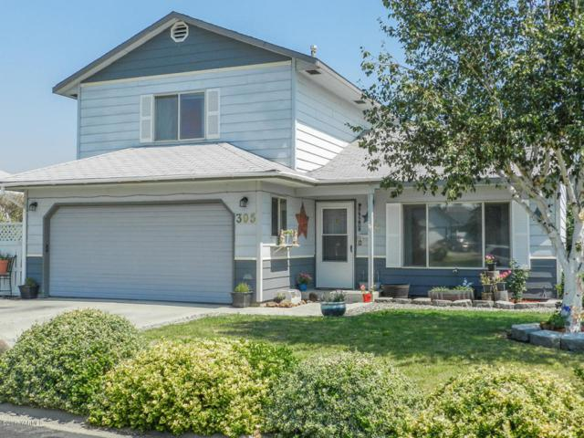 305 S 76th Ave, Yakima, WA 98908 (MLS #17-2249) :: Heritage Moultray Real Estate Services