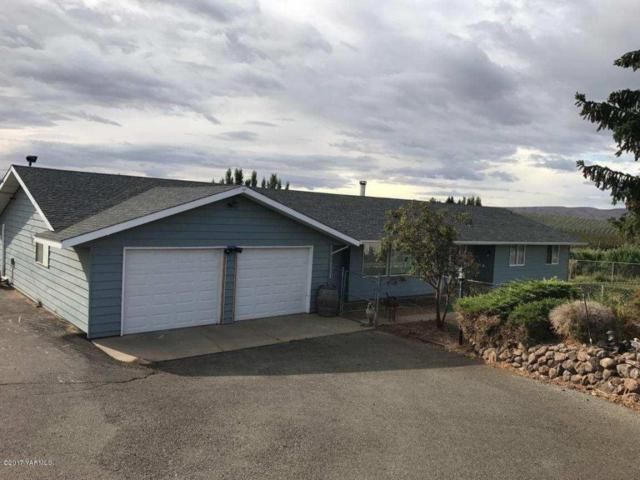 312 Mize Rd, Yakima, WA 98908 (MLS #17-2395) :: Heritage Moultray Real Estate Services