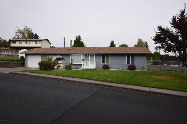 201 Palmer Dr, Selah, WA 98942 (MLS #17-2396) :: Heritage Moultray Real Estate Services