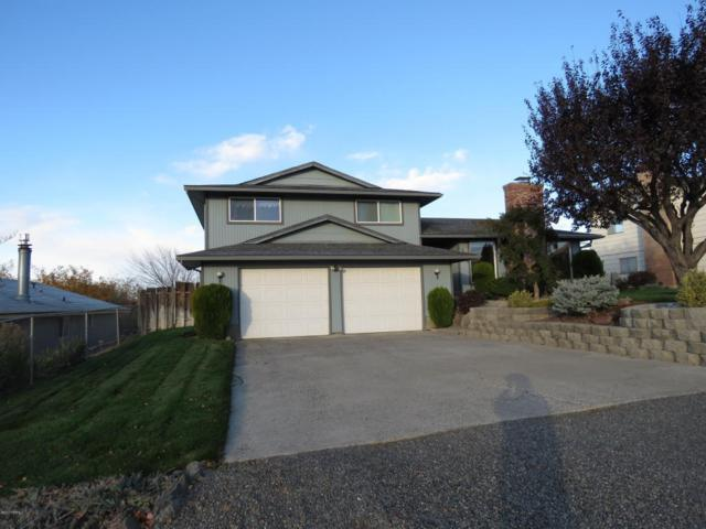 108 N Canyon Rd, Yakima, WA 98901 (MLS #17-2754) :: Heritage Moultray Real Estate Services