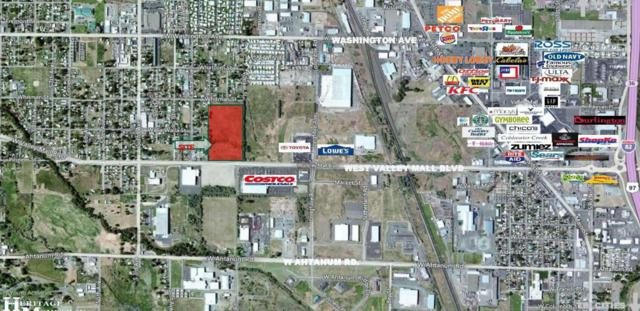 NKA W Valley Mall Blvd Lot 1, Union Gap, WA 98903 (MLS #17-451) :: Results Realty Group