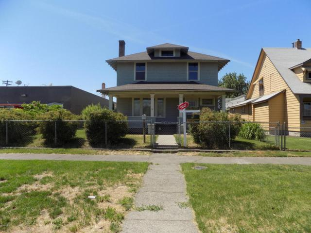 312 S 3rd St, Yakima, WA 98901 (MLS #18-1215) :: Heritage Moultray Real Estate Services