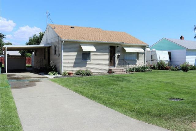 1407 Cornell Ave, Yakima, WA 98902 (MLS #18-1239) :: Heritage Moultray Real Estate Services