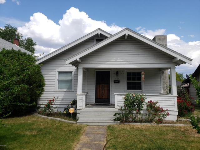 707 Queen Ave, Yakima, WA 98902 (MLS #18-1245) :: Heritage Moultray Real Estate Services