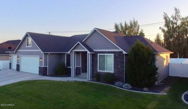 2108 Ruby Way, Yakima, WA 98903 (MLS #18-1668) :: Heritage Moultray Real Estate Services