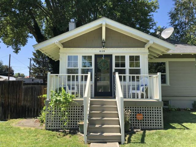 412 S 17th Ave, Yakima, WA 98902 (MLS #18-1742) :: Heritage Moultray Real Estate Services