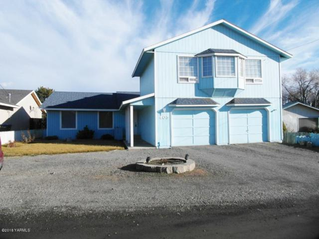 405 N 37th St, Yakima, WA 98901 (MLS #18-190) :: Heritage Moultray Real Estate Services