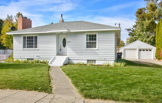 927 S Kinney Way, Prosser, WA 99350 (MLS #18-2508) :: Heritage Moultray Real Estate Services