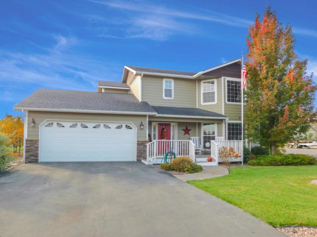 7302 W Oak Ave, Yakima, WA 98903 (MLS #18-2645) :: Heritage Moultray Real Estate Services
