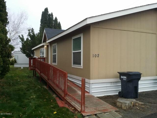 408 W Pine St #102, Union Gap, WA 98903 (MLS #18-2786) :: Heritage Moultray Real Estate Services