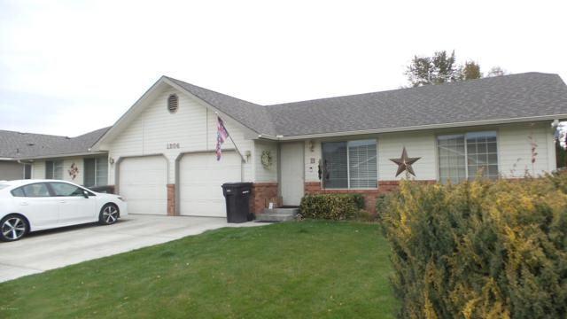 1204 Westbrook Lp, Yakima, WA 98908 (MLS #18-2807) :: Heritage Moultray Real Estate Services