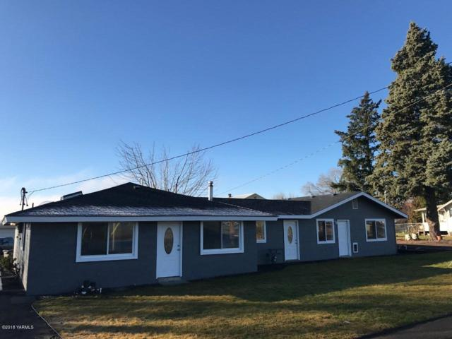 206 First Ave, Zillah, WA 98953 (MLS #18-2972) :: Heritage Moultray Real Estate Services