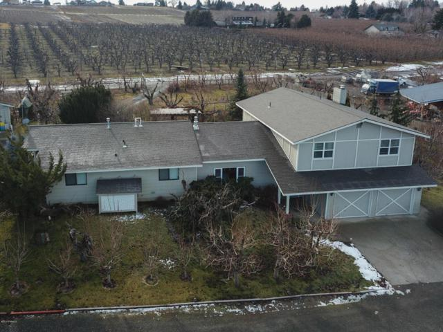 1207 Pecks Canyon Rd, Yakima, WA 98908 (MLS #18-317) :: Heritage Moultray Real Estate Services