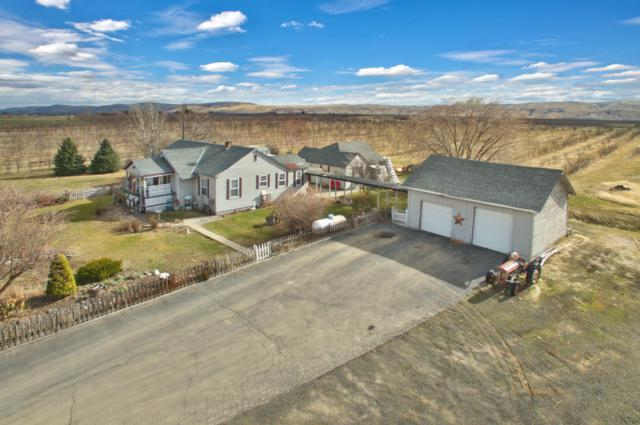 1580 N Cottonwood Rd, Yakima, WA 98908 (MLS #18-321) :: Heritage Moultray Real Estate Services