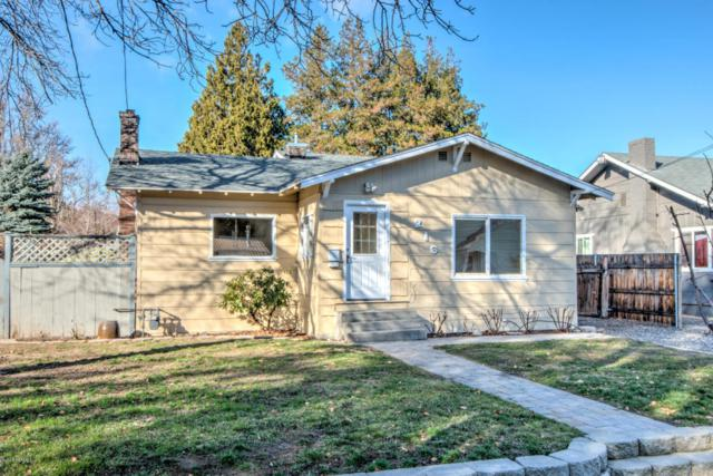 216 N 18th Ave, Yakima, WA 98902 (MLS #18-336) :: Heritage Moultray Real Estate Services