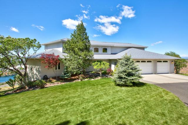 100 Siegmund Pl, Yakima, WA 98901 (MLS #18-558) :: Heritage Moultray Real Estate Services
