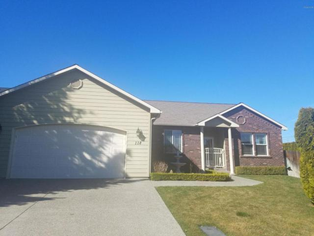 118 N 78th Ave, Yakima, WA 98908 (MLS #18-563) :: Heritage Moultray Real Estate Services