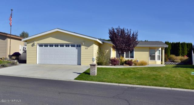 200 Bridle Way #107, Yakima, WA 98901 (MLS #19-1010) :: Heritage Moultray Real Estate Services