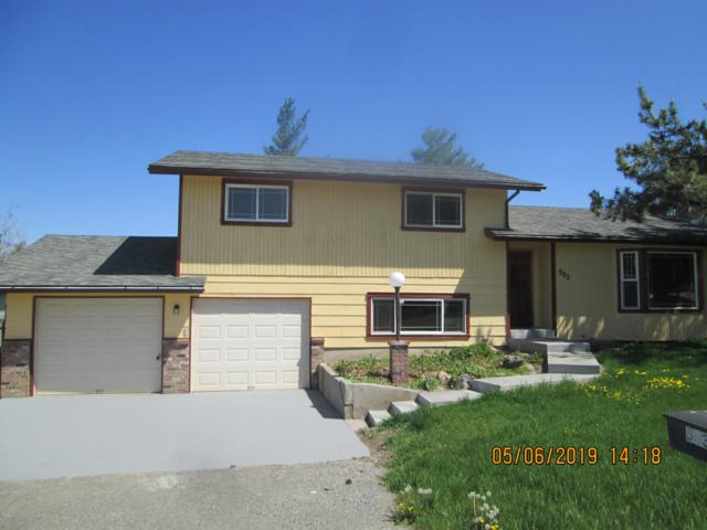 503 S 119th Ave, Yakima, WA 98908 (MLS #19-1072) :: Heritage Moultray Real Estate Services