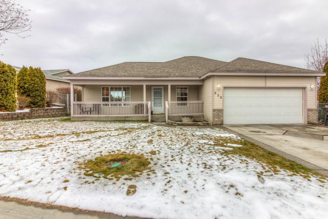 228 Joyce Pl, Yakima, WA 98908 (MLS #19-108) :: Heritage Moultray Real Estate Services