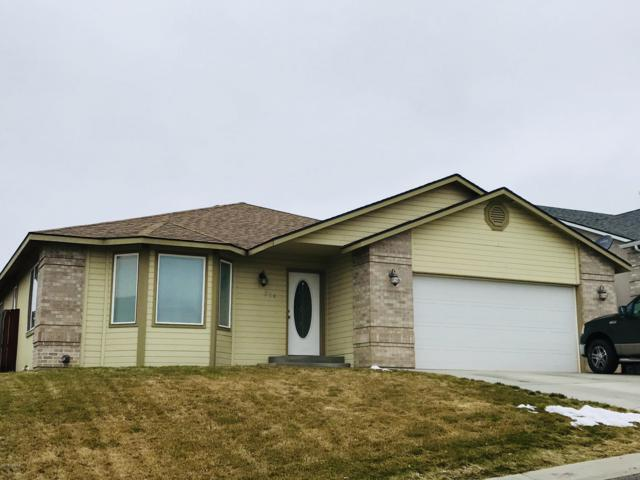 204 N 78th Ave, Yakima, WA 98908 (MLS #19-110) :: Heritage Moultray Real Estate Services