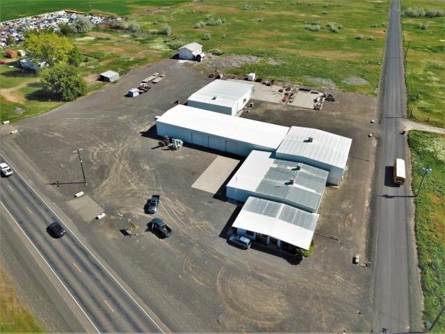 160201 W Wine Country Rd, Prosser, WA 99350 (MLS #19-1121) :: Heritage Moultray Real Estate Services