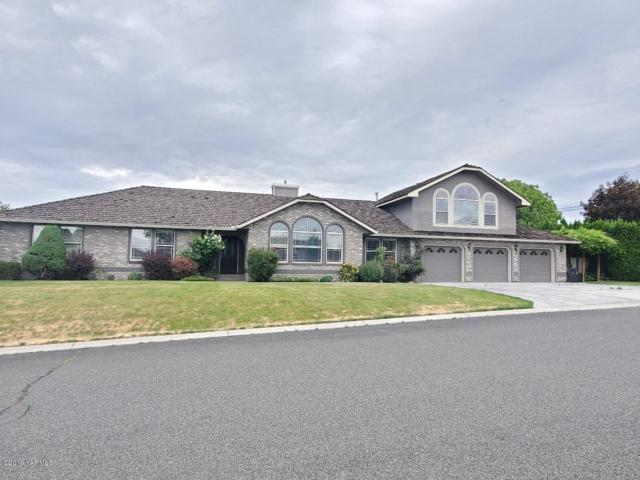 217 S 70th Ave, Yakima, WA 98908 (MLS #19-1192) :: Heritage Moultray Real Estate Services
