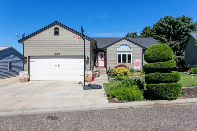 629 Westwind Dr, Zillah, WA 98953 (MLS #19-1365) :: Results Realty Group