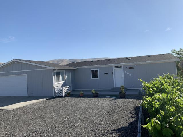 508 SW Fowler Ln, Mattawa, WA 99349 (MLS #19-1497) :: Heritage Moultray Real Estate Services