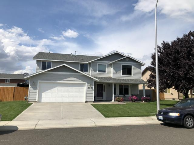 507 Cascade Ave, Moxee, WA 98936 (MLS #19-1709) :: Heritage Moultray Real Estate Services