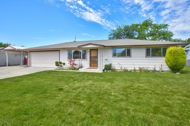 1008 S 50th Ave, Yakima, WA 98908 (MLS #19-1742) :: Heritage Moultray Real Estate Services